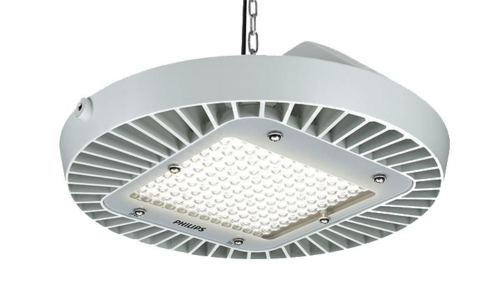 Plafoniere Industriali Led Philips : Illuminazione industriale led philips baia dell alluminio da